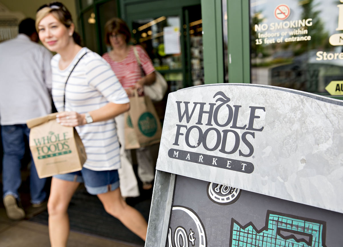 Whole Foods Wins by Basking in the Glow of Amazon's Halo