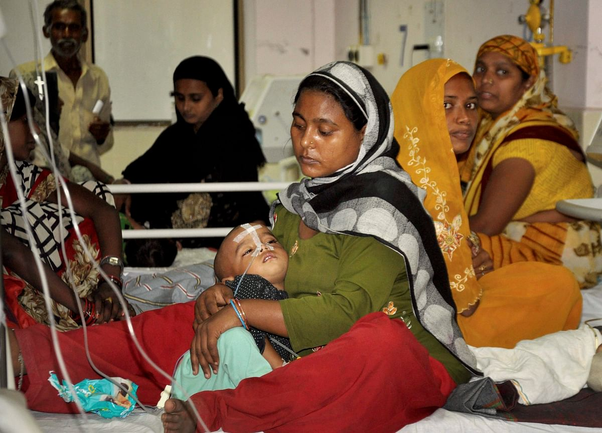 Poor Healthcare Is India's Greatest Public Failing