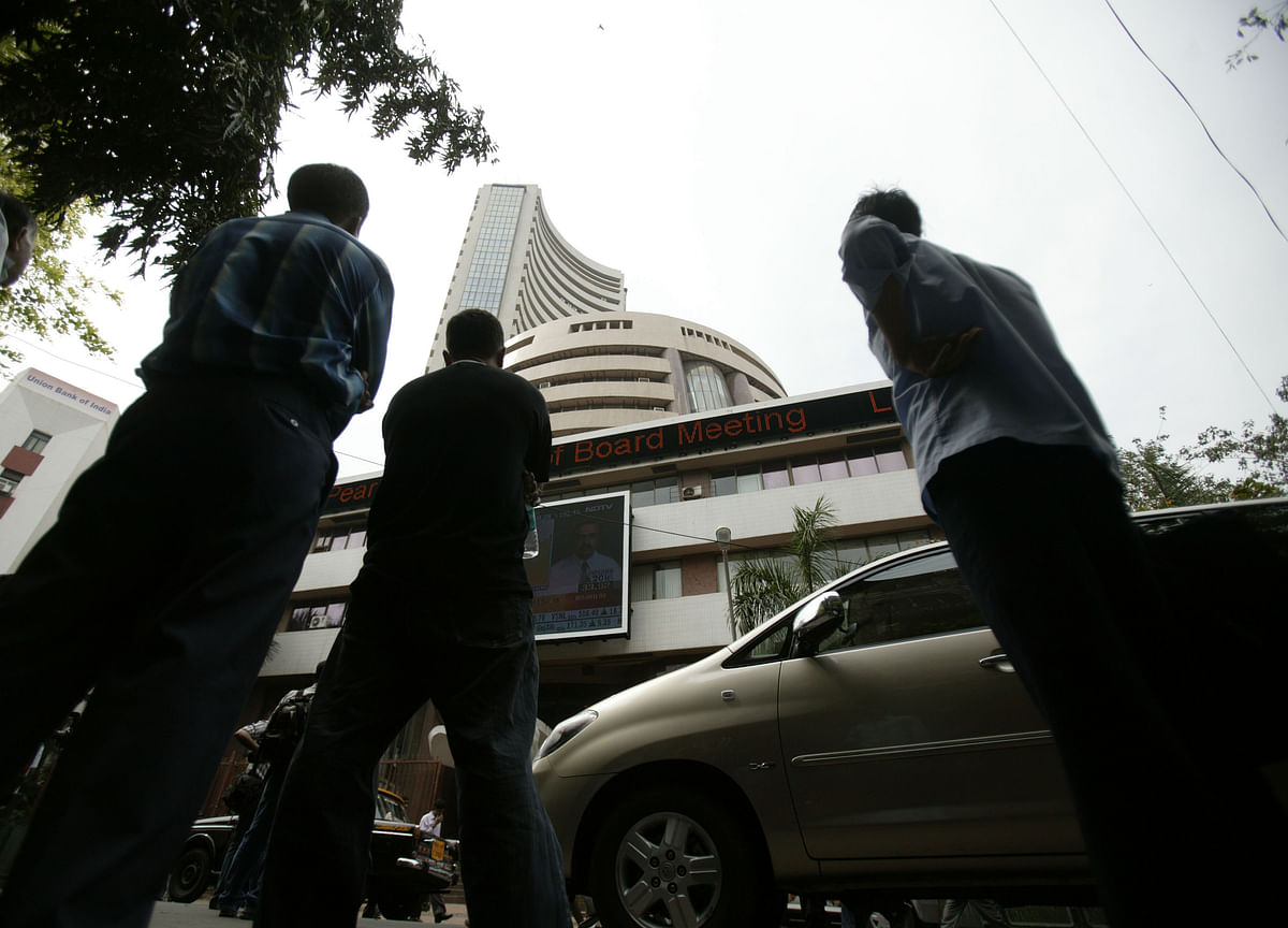 Eight Of Top 10 Companies Add Rs 53,741 Crore In Market Valuation