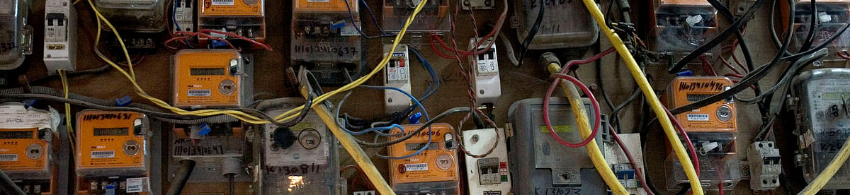 [SCHEMATICS_4FD]  India Considers Mass Rollout of Smart Meters to Revive Utilities | India News Home Wiring Basics |  | BloombergQuint