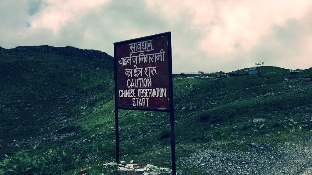 The Army has ordered evacuation of villagers near Doklam, Chinese media reported. Photo used for representational purpose. (Photo: The Quint/ Chandan Nandy)