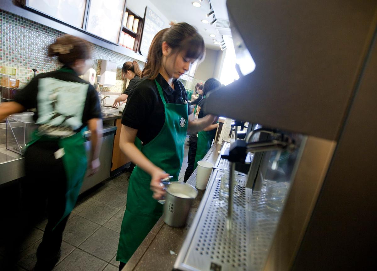 Starbucks' Training Shutdown Could Cost It Just $16.7 Million