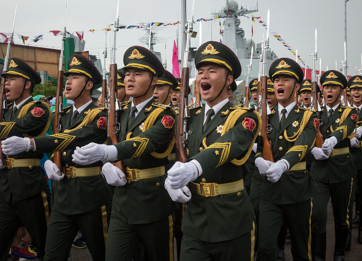 Beijing For Small-Scale Military Offensive Against India: Chinese Daily