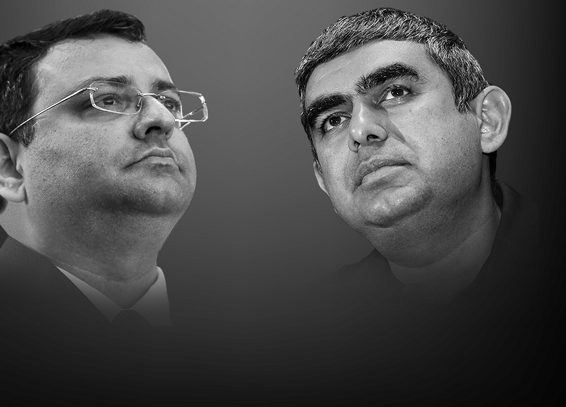 Infosys Fight Isn't Tata Redux
