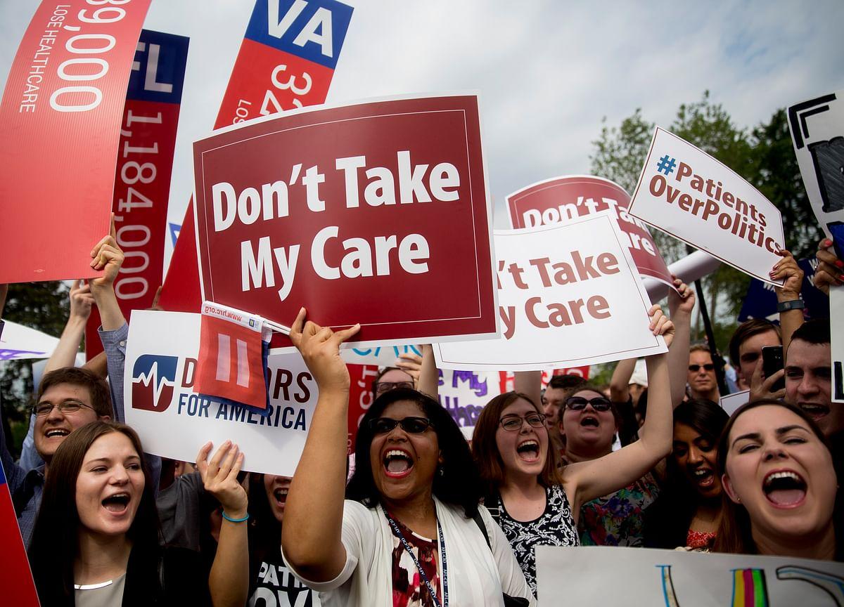 Hospitals, Insurers Sink as Obamacare Ruling Jolts Investors