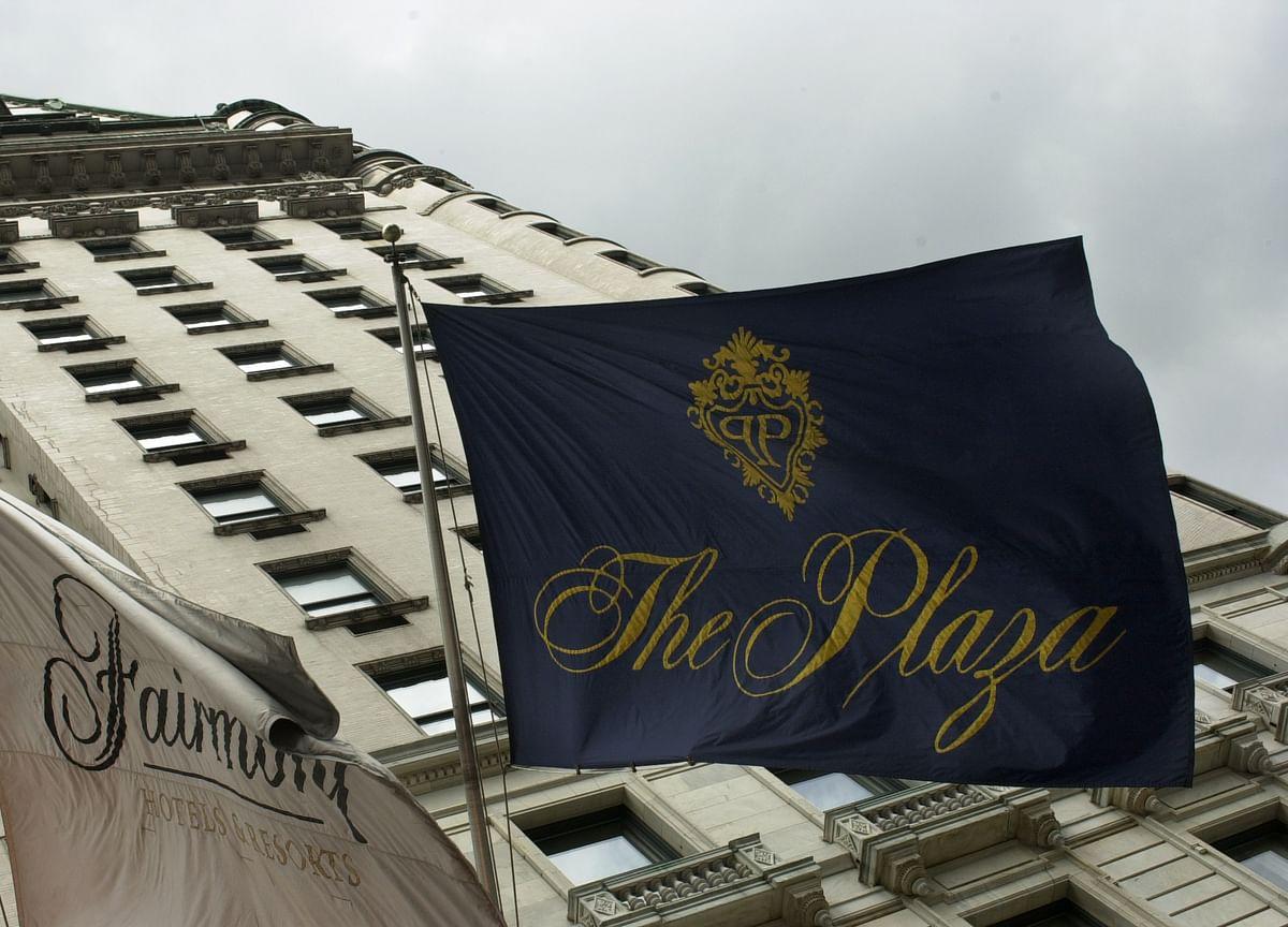 New York Plaza Hotel Buyers Ashkenazy, Alwaleed Sue Owner