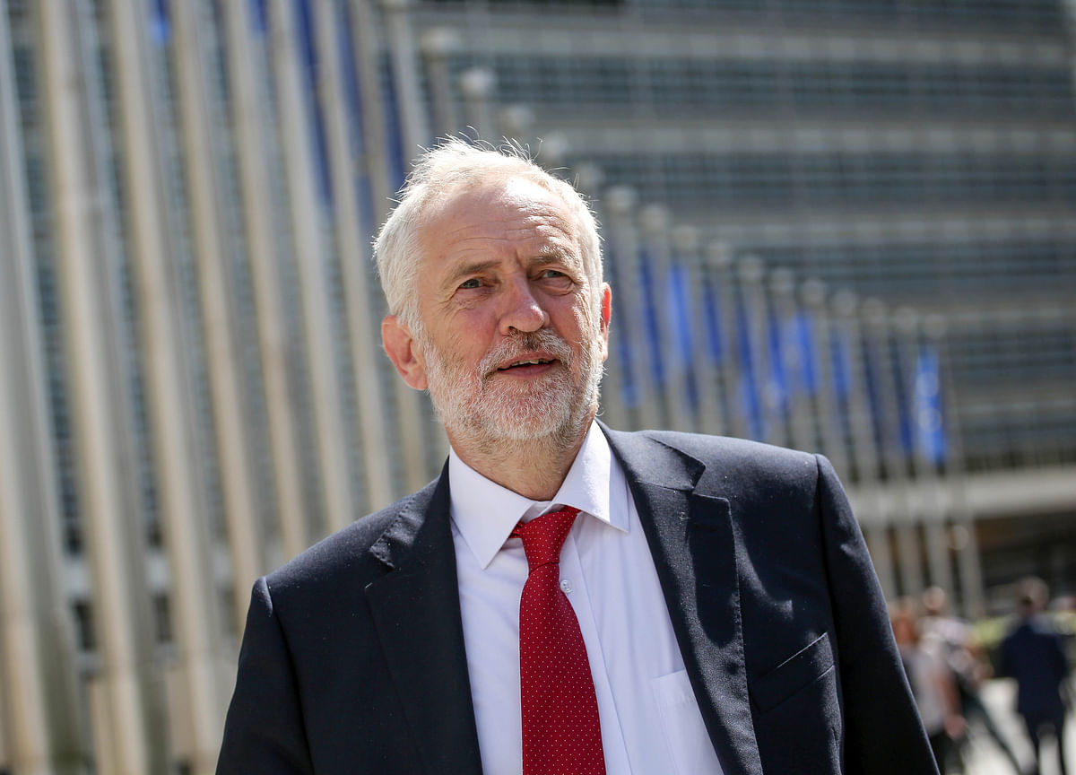 Corbyn's European Election Message: Let's Not Talk About Brexit