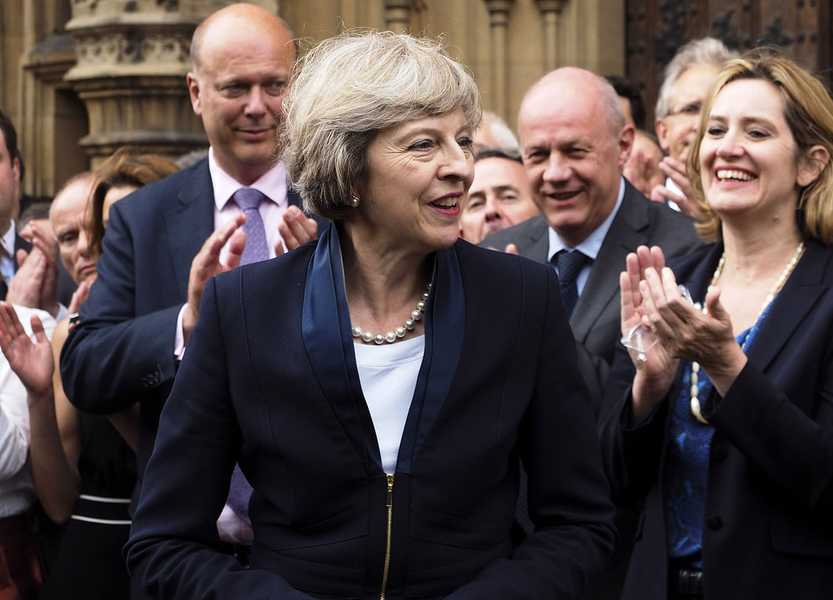 Theresa May Makes Another Plea for Unity to Get Brexit Deal Through