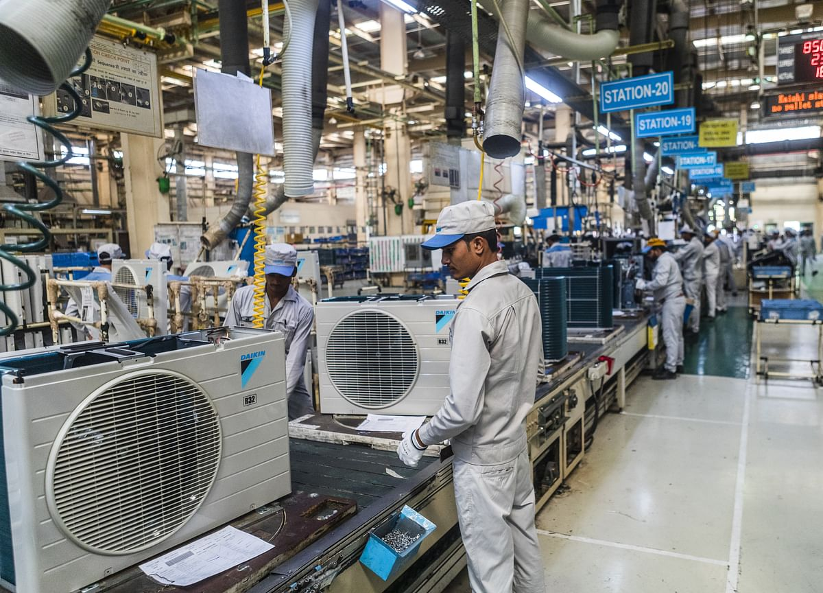 India Bans Import Of Air Conditioners