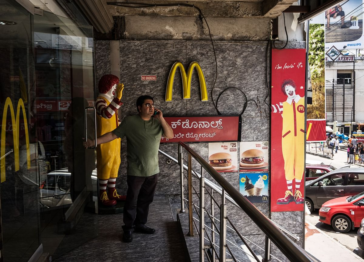McDonald's, Vikram Bakshi Working On Out-Of-Court Settlement