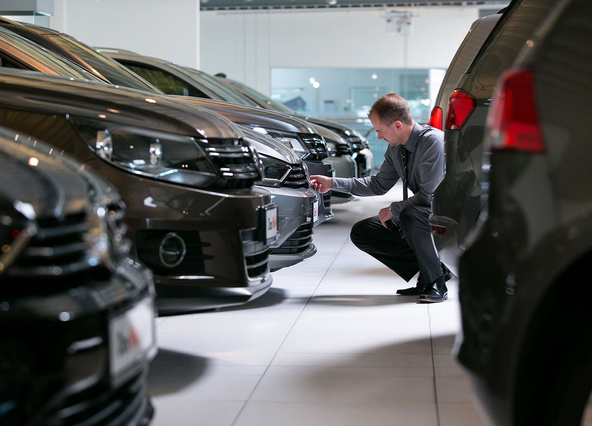 Auto Market Turns for Worse With Lowest Sales Rate in 18 Months