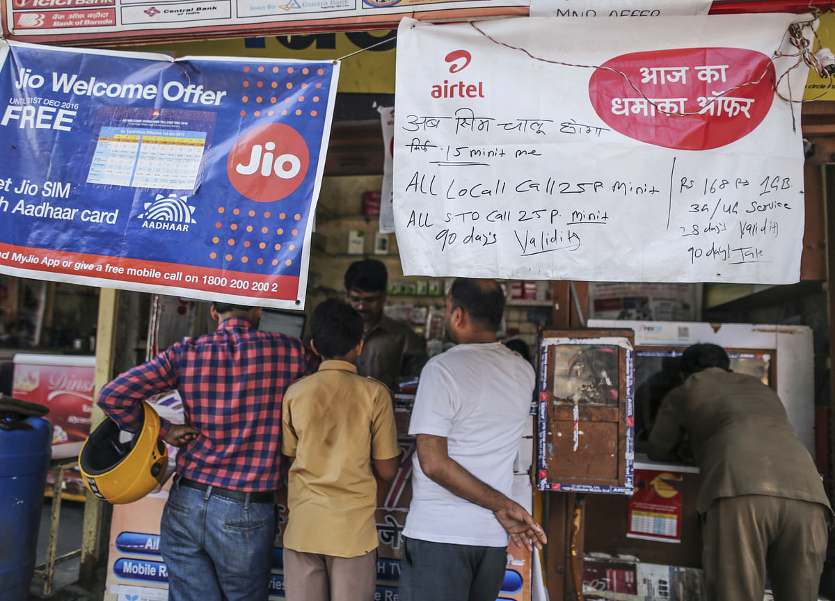 Telecom Bailout Will Be Contempt Of Supreme Court, Will Set Bad Precedent: Jio To Prasad