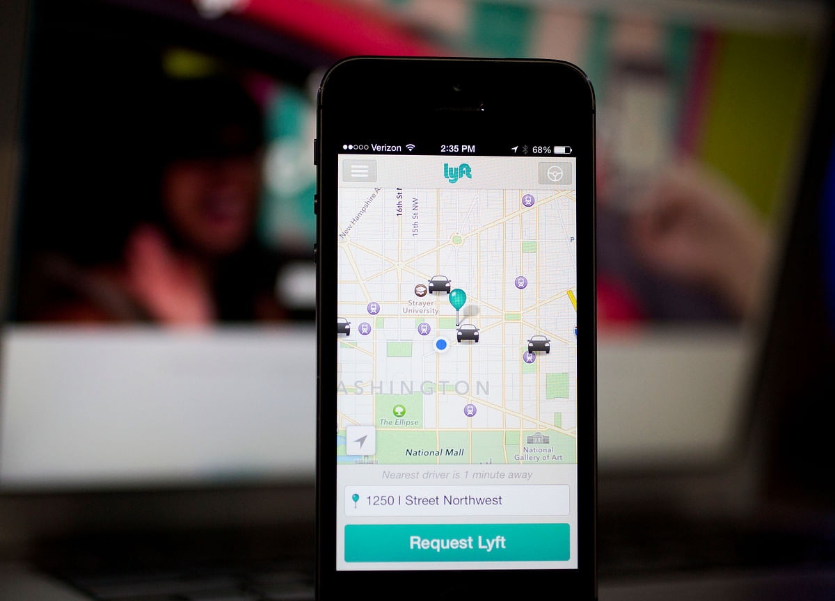 Alphabet Is Said to Consider Lyft Investment of About $1 Billion