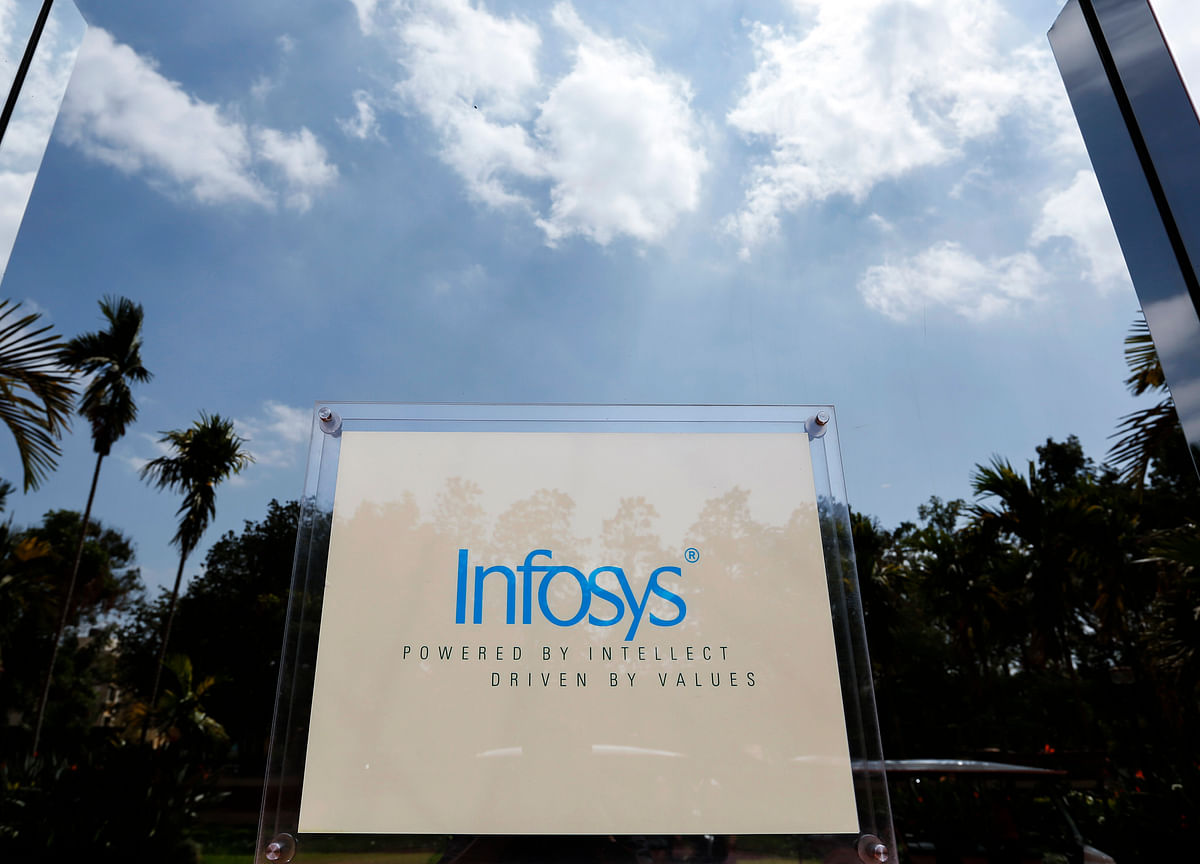 What Dalal Street Made Of Infosys' Third Quarter Earnings