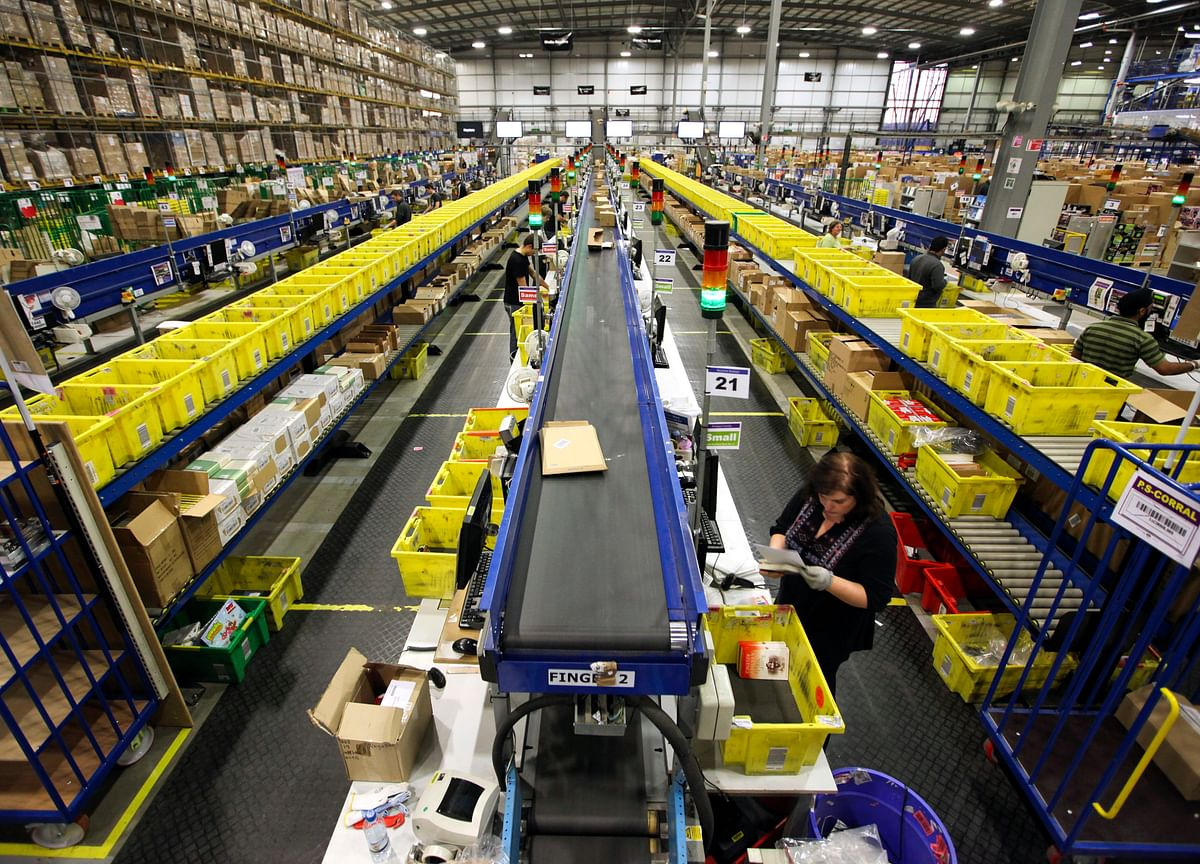 Amazon Optimistic About A Stable E-Commerce Policy That Will Let It  Invest More In India