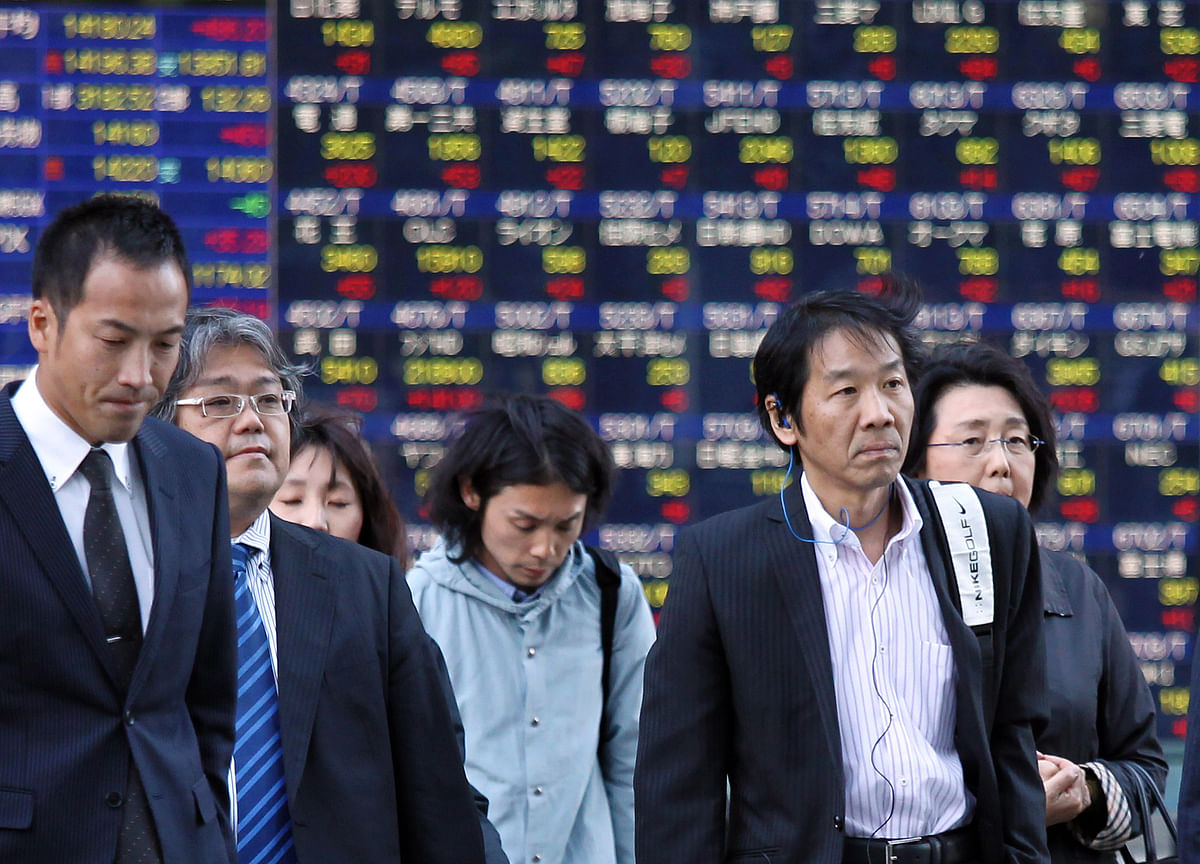 Stocks Claw Back Losses as Geopolitics Fears Cool: Markets Wrap