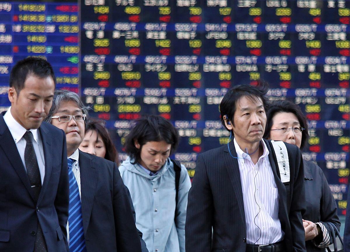 U.S. Stocks Retreat as Treasuries, Dollar Rise: Markets Wrap