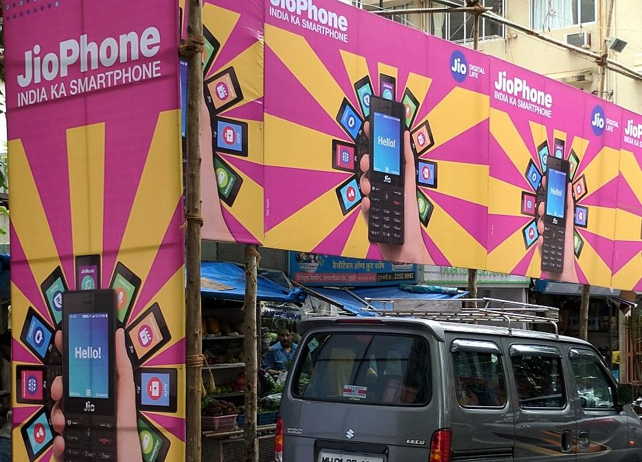 JioPhone Users Are Gorging On Data
