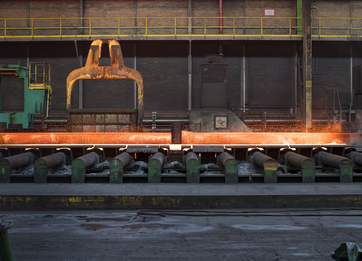 Tata Steel's Profit Jumps Fourfold As Company Eyes Stressed Assets