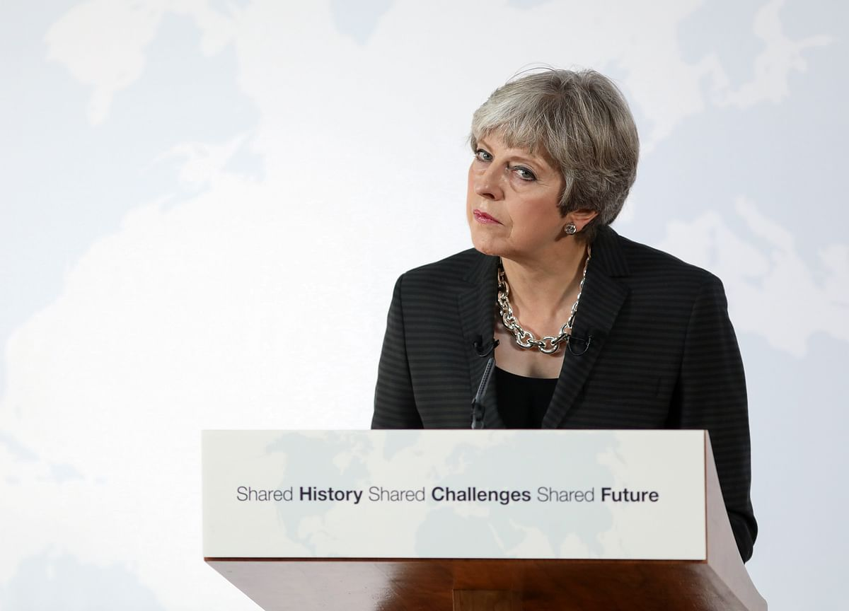 May's U.K. Budget Largesse Comes Too Late in the Year for Voters