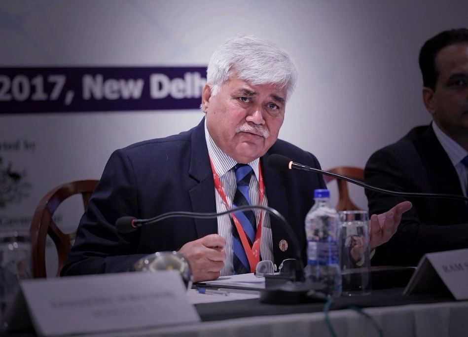 Government Reappoints RS Sharma As TRAI Chief Till September 2020
