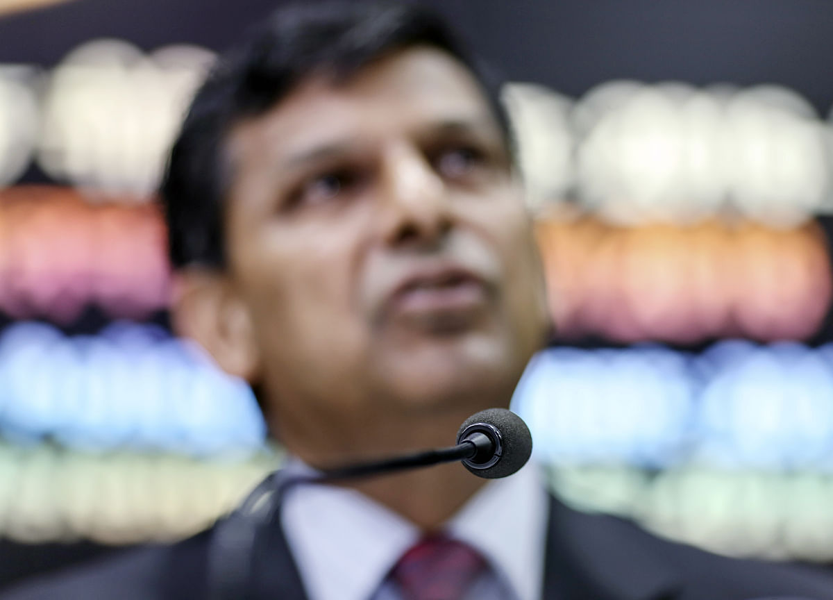 Intolerance May Derail India's Economic Growth, Says Raghuram Rajan