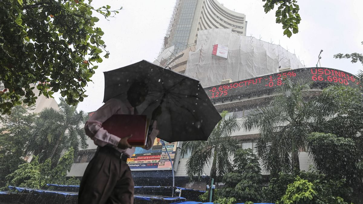 Sensex, Nifty Closes At Record High Led By Reliance, TCS