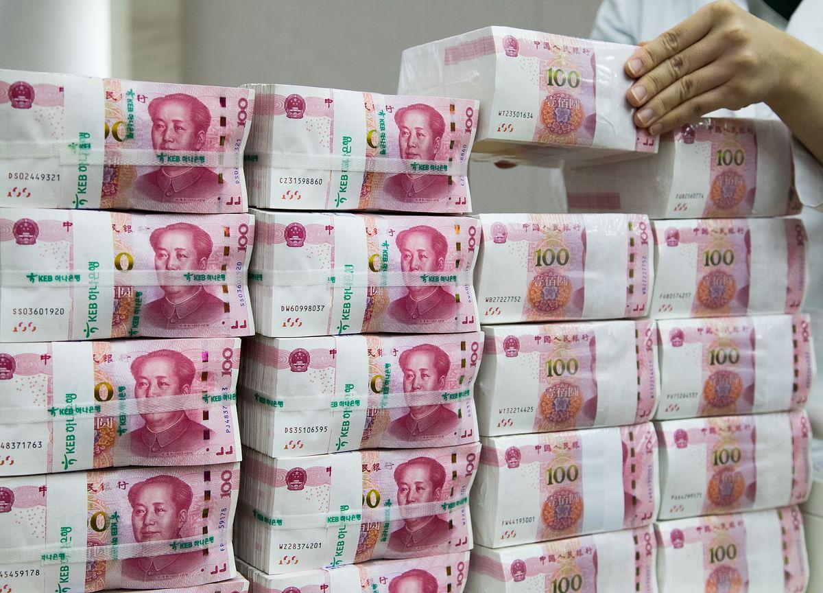 A China Borrower's $11 Billion Debt Mountain Comes Crashing Down