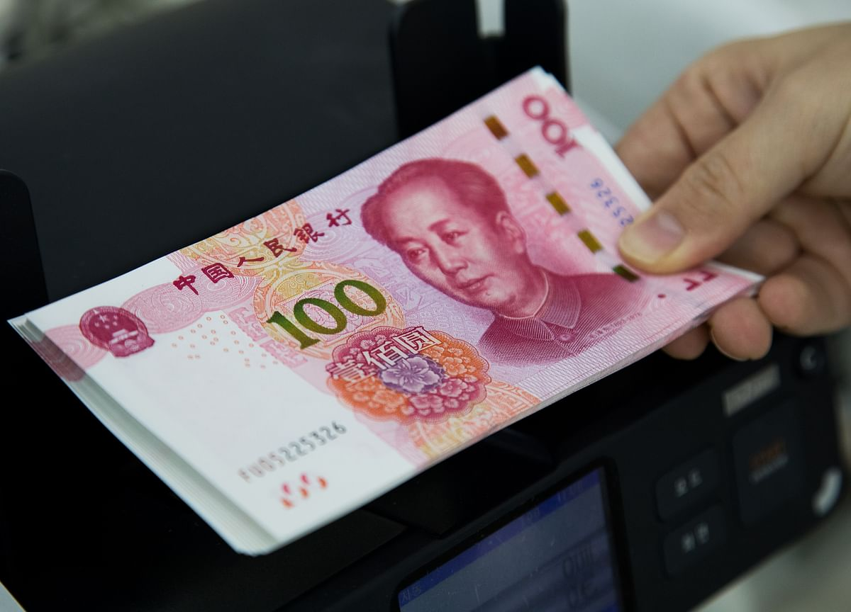 Why Is China's Currency Falling?