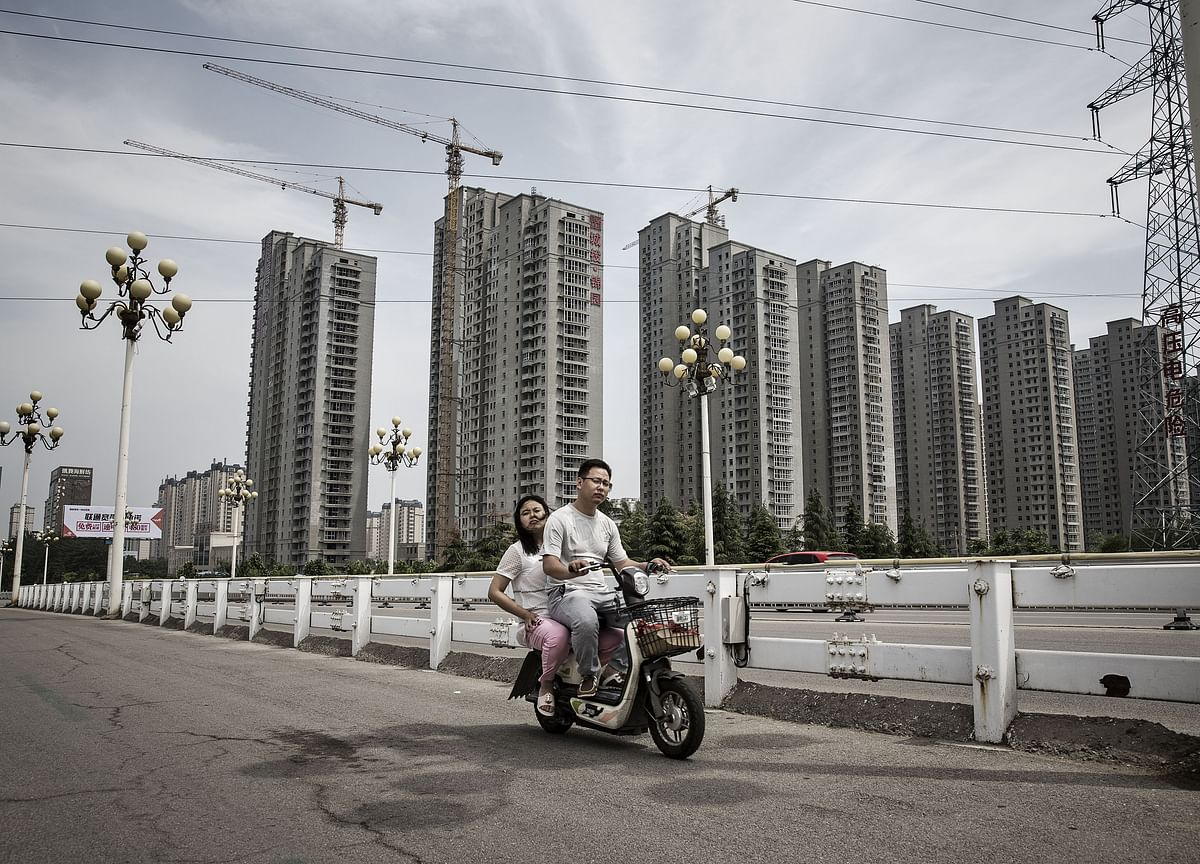 A Fifth of China's Homes Are Empty. That's 50 Million Apartments