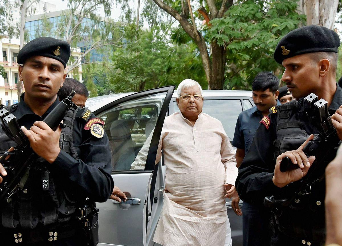 Fodder Scam: Lalu Yadav Granted Bail In Deoghar Treasury Case