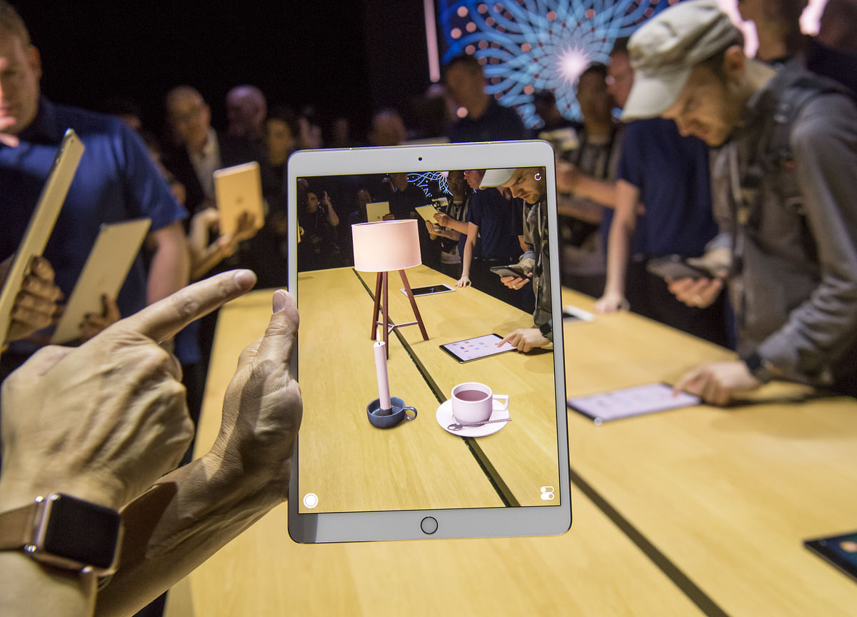Apple's AR May Be A Goldmine For App Developers