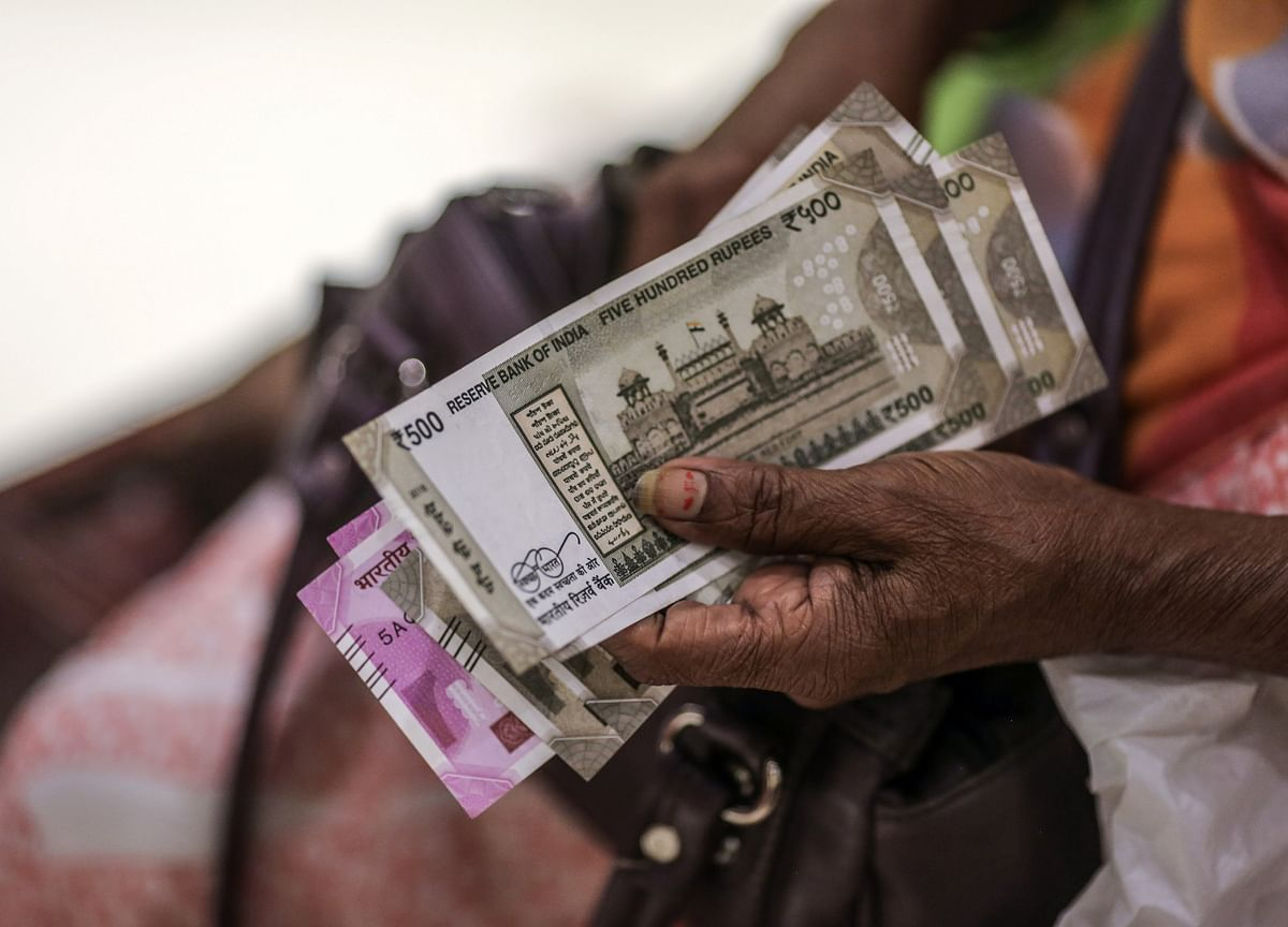 Rupee At 71.31/$ On Strong Foreign Fund Inflows