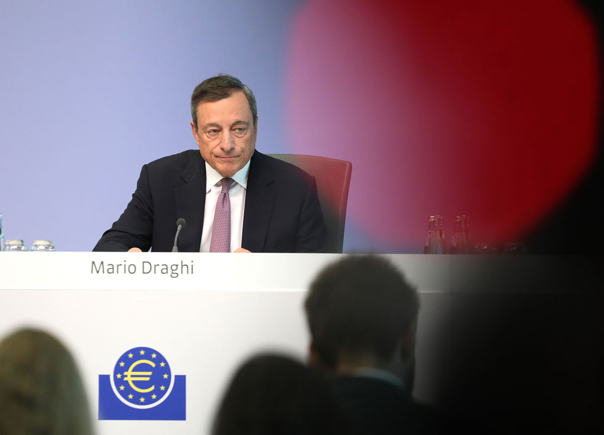Draghi Makes Sure Stimulus Lives On Even After He Leaves the ECB