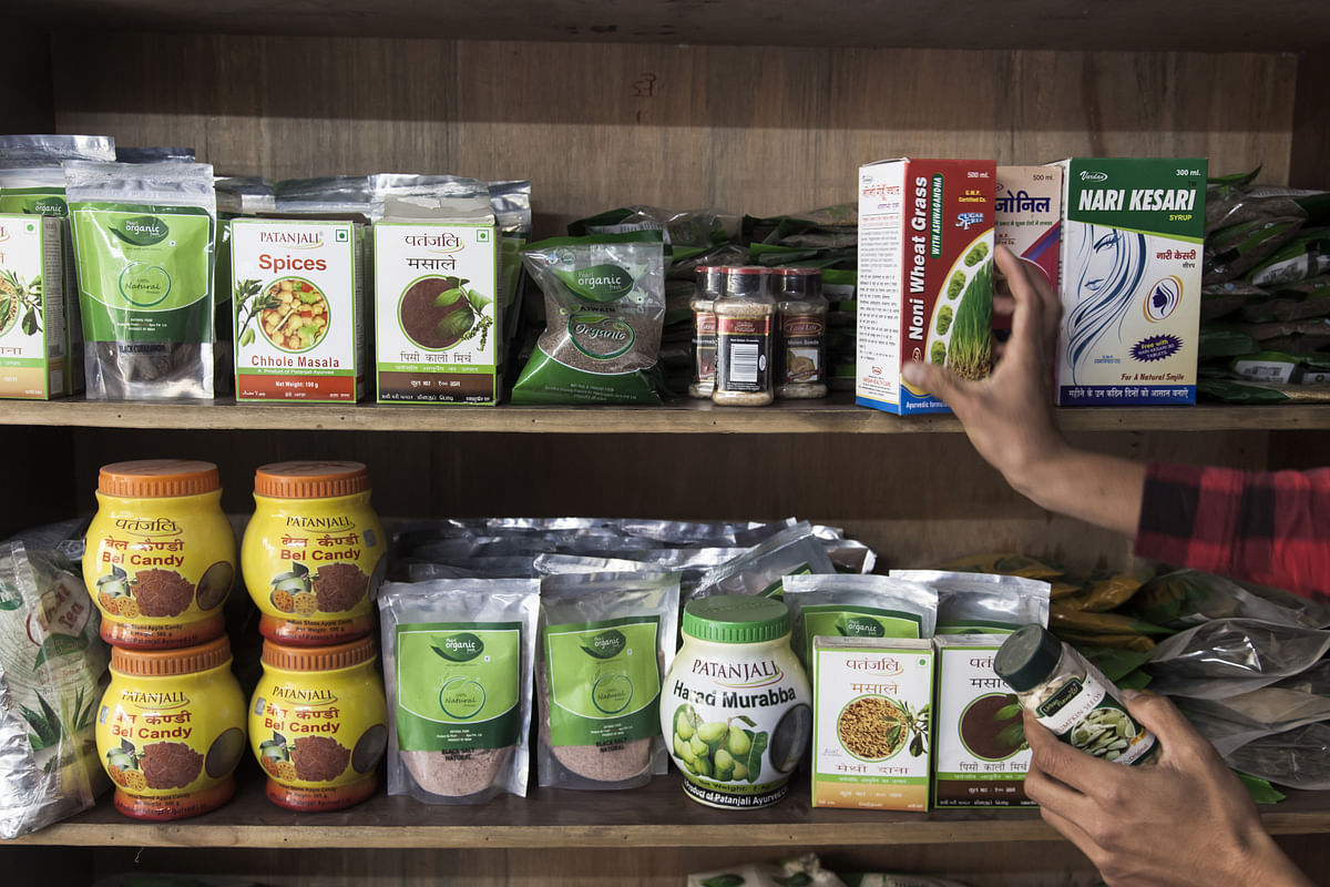 Patanjali Products Now Used By Half Of India's Urban Households