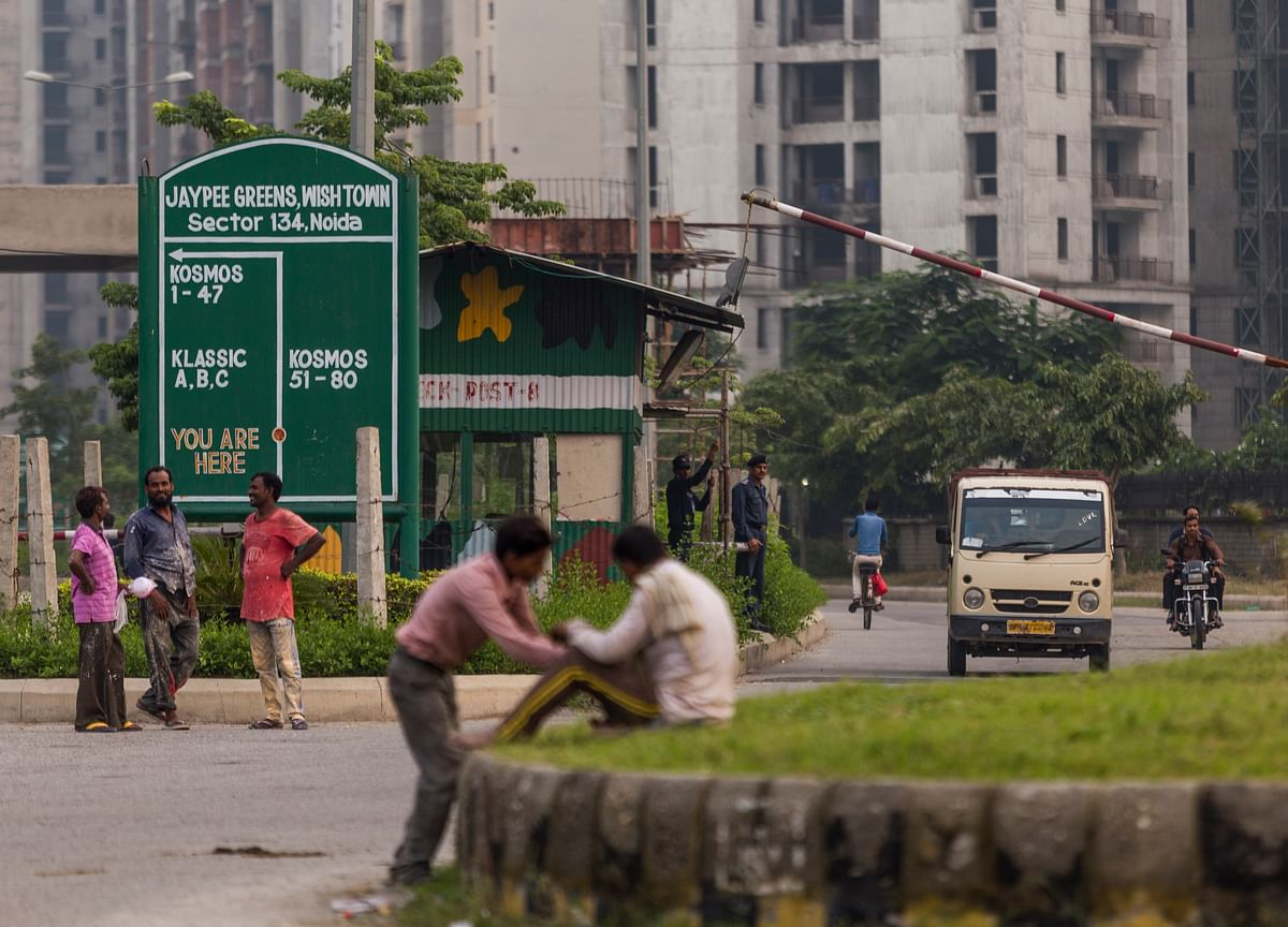 Supreme Court Refuses To Stay Bidding For Jaypee Infratech Assets