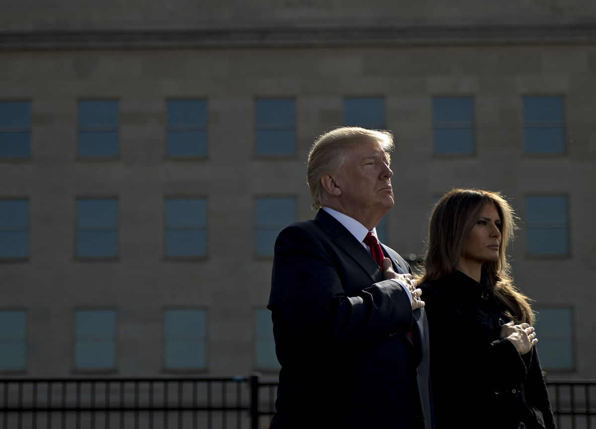Trump Moving Forward With Revamped July 4th Celebration in D.C.
