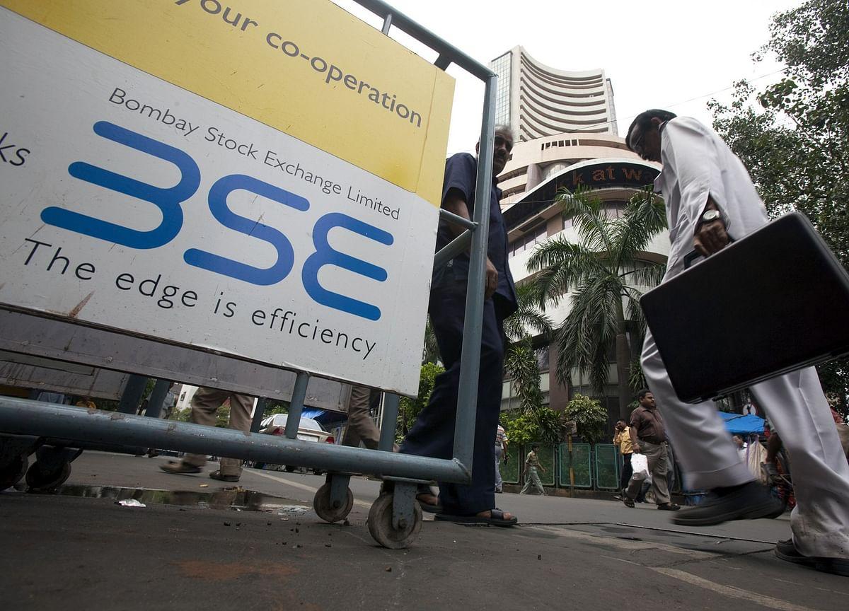 Sensex, Nifty Halt Four-Day Losses; Jet Airways Slumps 40%