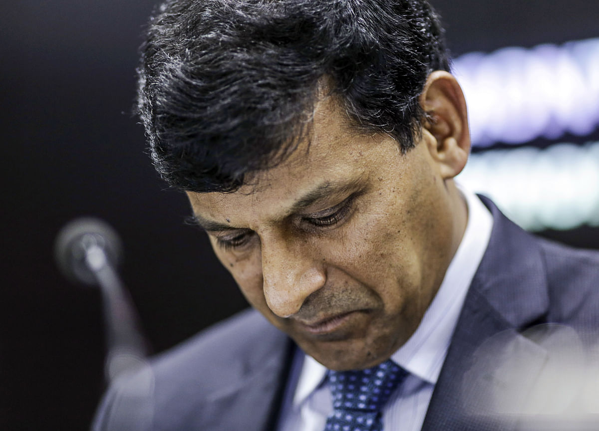 India's Construction, Property Industries in Trouble, Rajan Says