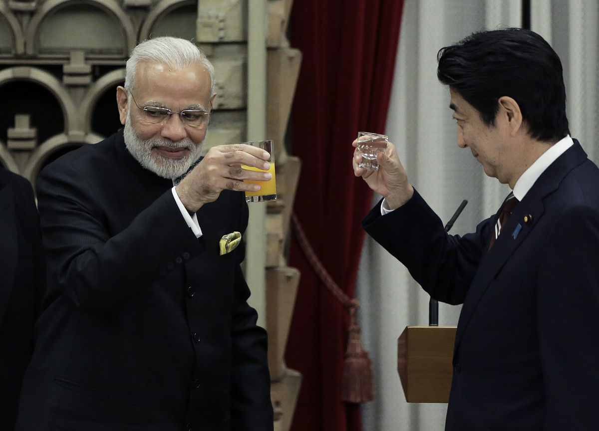 Japan Seeks to Keep India in China-Backed Regional Trade Pact