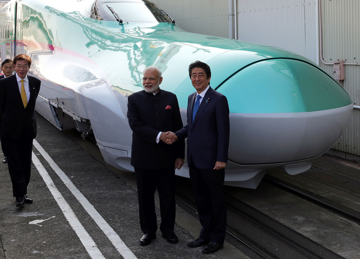 No Bullet Train On Our Land, Says Godrej Group