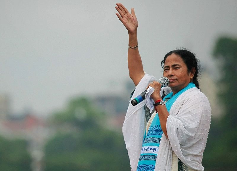 Mamata Banerjee To Attend Narendra Modi Swearing-In Ceremony