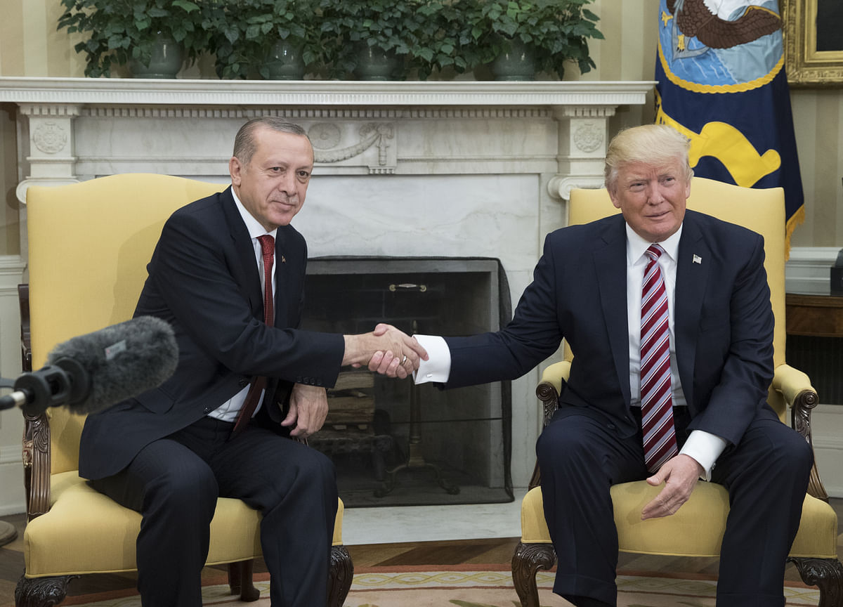 Turkey's Fragile Economy Faces New Risk in U.S. Sanctions Threat