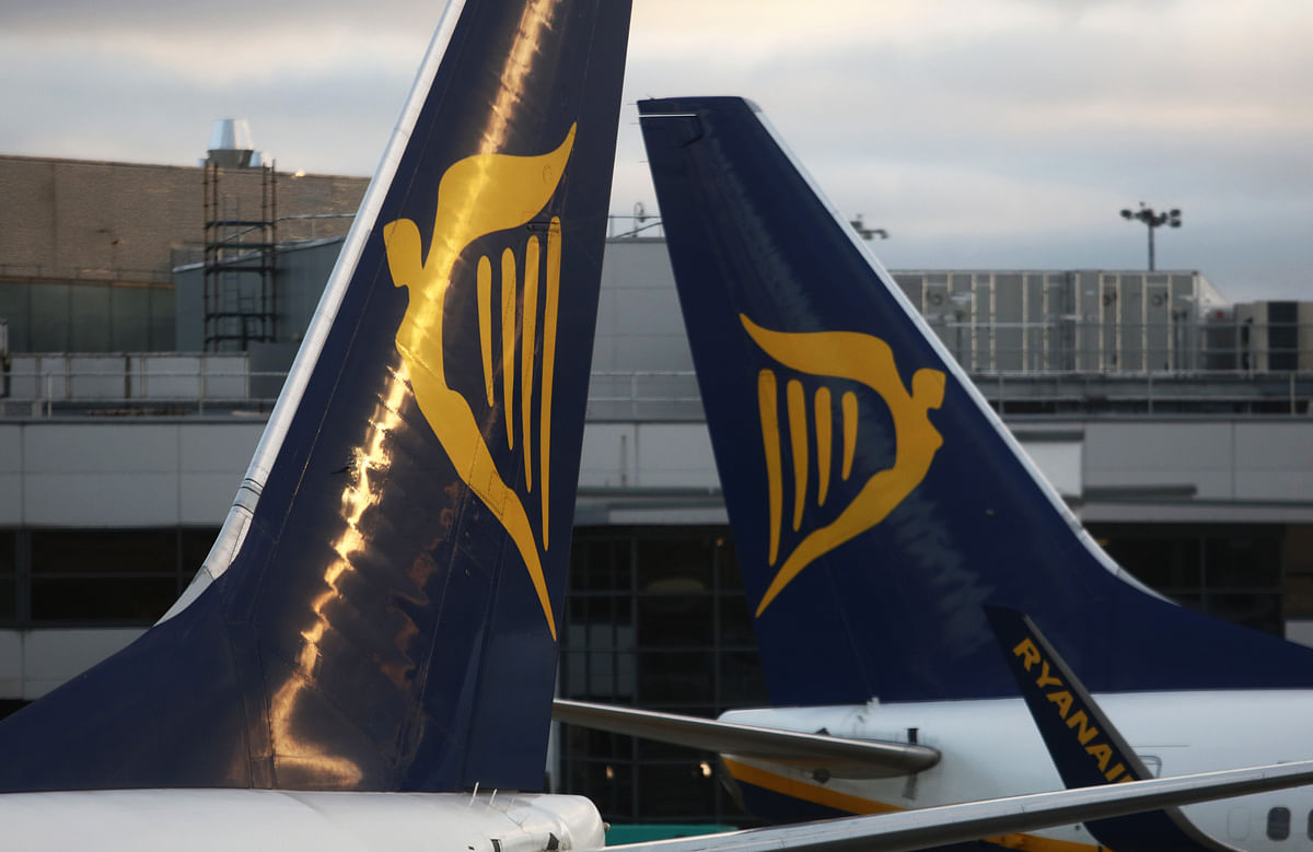 Ryanair Chief Puts Rivals on Notice With Big Boeing Order
