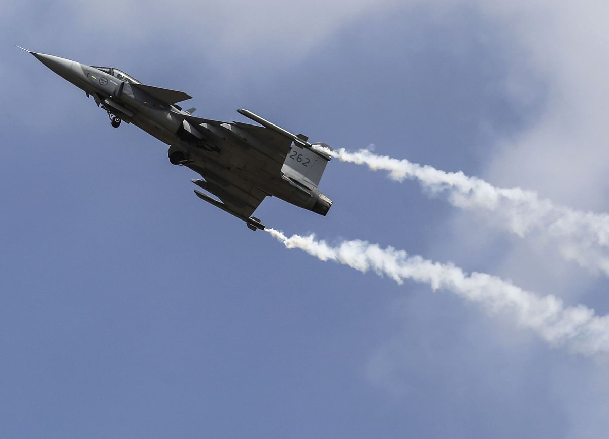 Massive Search Operation For Missing IAF Aircraft Continues In Arunachal Pradesh
