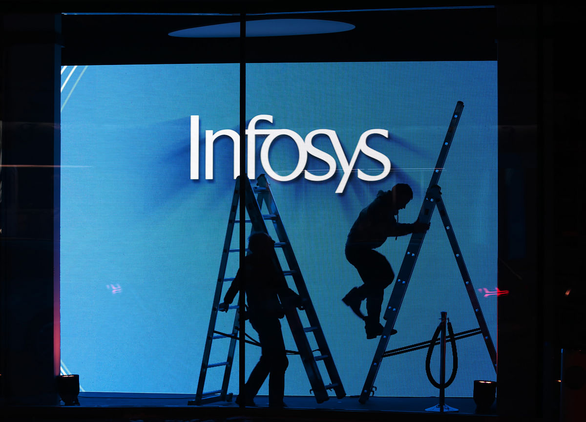 Feedback From Clients Positive And Reassuring, Says Infosys