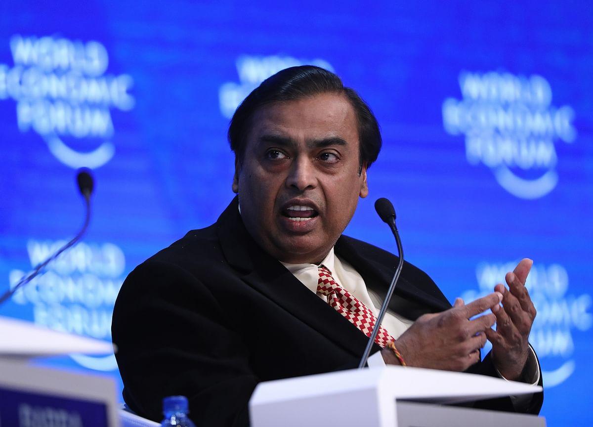 Mukesh Ambani-Led Reliance Industries Gets A Rare 'Sell' Rating