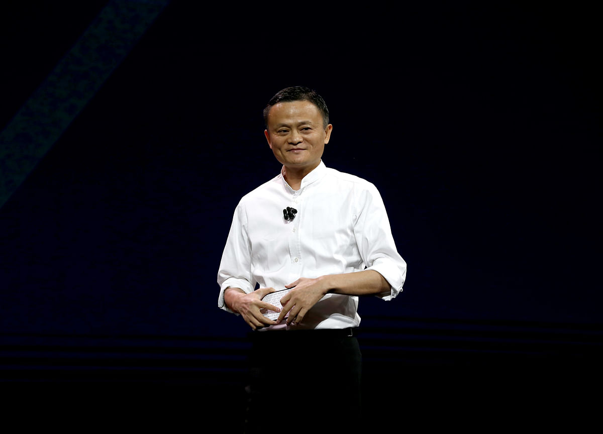 Jack Ma Embraces Blockchain for Ant But Warns of Bitcoin Bubble