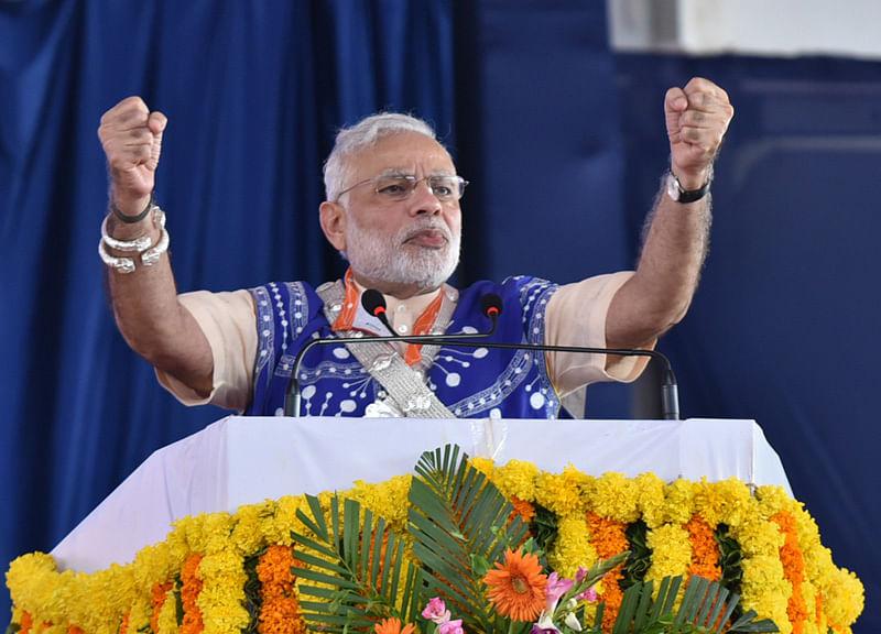 India's Favored Leader Mantle Firmly With Modi Despite Cash Ban