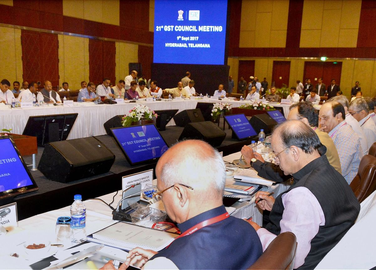 GST Council's 21st Meeting: Here's All You Need To Know
